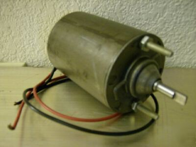 24v 1 3 hp american bosch dc electric motor for Electric motors of iowa city