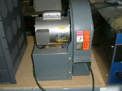 Baldor industrial motor single phase l1205 50 Baldor motor repair