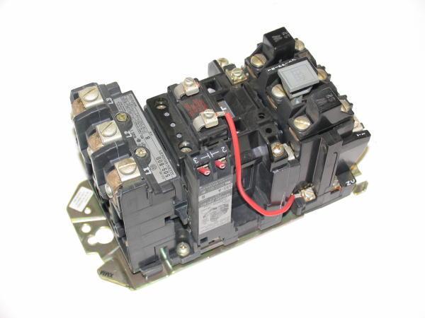 Allen Bradley Magnetic Motor Starter Nema Size 1