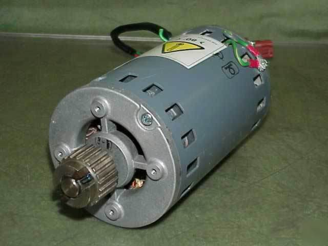 General Electric Syncronus Ac Motor Eca49143
