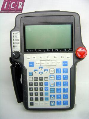 Fanuc A05b 2301 C370 Rj3 Spot Welding Teach Pendant