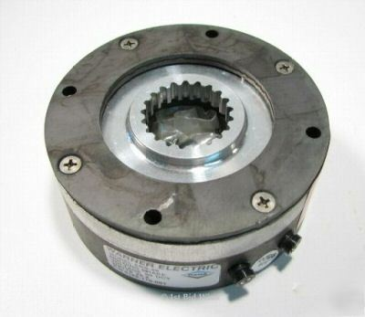 New warner ers 49 motor holding brake electric for Electric motors of iowa city