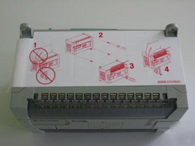 Allen-bradley micrologix 1200 programmable controller
