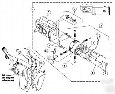 Baldor Motor Part Diagram