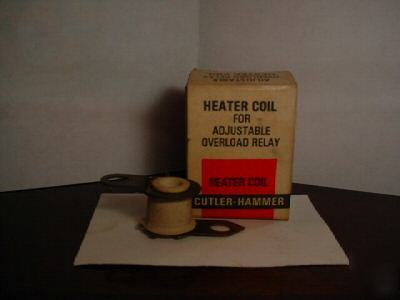 New cutler- hammer thermal overload heater H1108