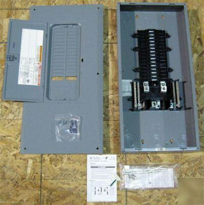 Square D 200 Amp Load Center Circuit Breaker Box