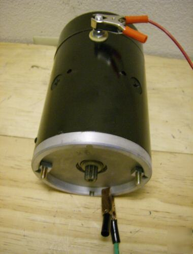 New 4 5 hp vehicle 24v electric dc motor for Electric motors of iowa city