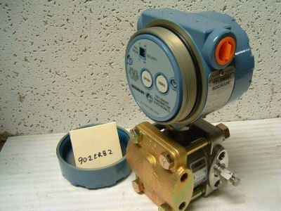 New rosemount pressure transmitter 1151 smart <902ER82.