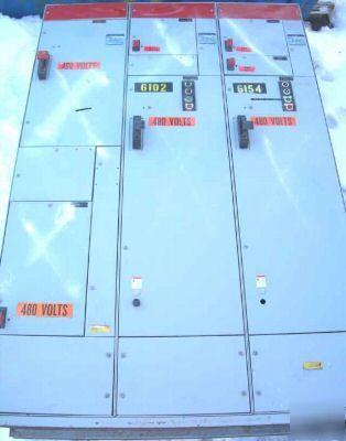 Ge 8000 Motor Control Center
