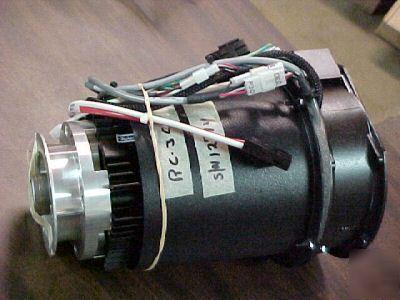 New Parker Bayside Motor Assy Nm42e Rev A