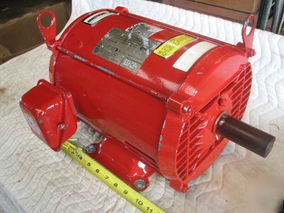 Us motors armstrong 7 5 hp duel speed electric motor for Electric motors of iowa city